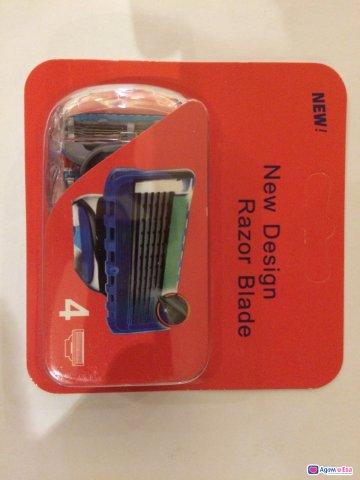 Ножчета за бръснене за самобръсначки Жилет Gillette, снимка 10