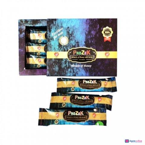 мед за възбуждане и задържане 100%билков продукт 48лв.кутия12бр., снимка 1