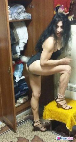 Aksenia  novo  travestit  , снимка 4