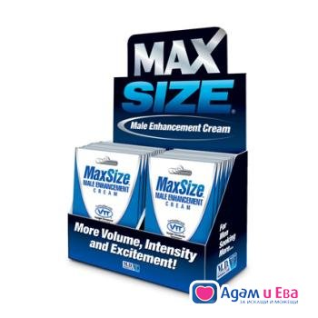 При проблем с ерекция използвайте MaxSize - по-добър от виагра, снимка 1