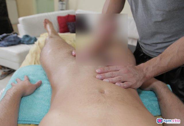 Еротичен масаж с изпразване., снимка 1