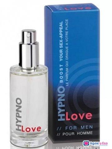 Парфюм с феромони, мъжки HypnoLove, снимка 1