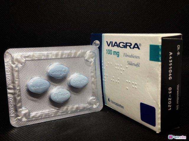 Виагра, снимка 3
