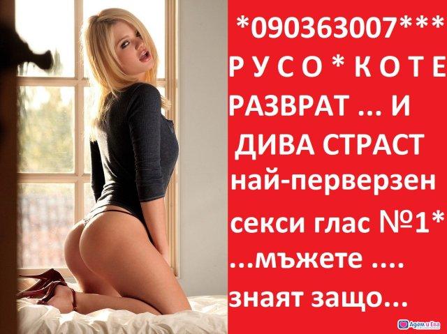 090363007 Р У  С О   К О Т Е ,ПЪЛНА ПРОГРАМА, пантера съм в легл, снимка 5