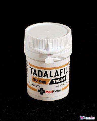 Тадалафил, снимка 1