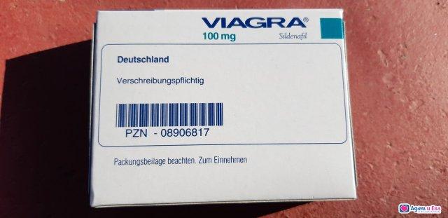Виагра 100 мг х4, снимка 2