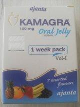 Виагра-Камагра (Oral Jelly)7бр. в кутия Промоция оригинал.