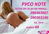 090363007 РУСО КОТЕ XXL ПЪЛНА ПРОГРАМА