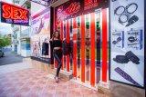 SEX SHOP Студентски Град до входа на Фантастико зад Виваком