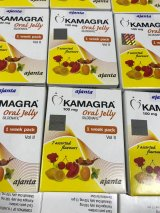 Камагра гел ( Kamagra oral jelly )
